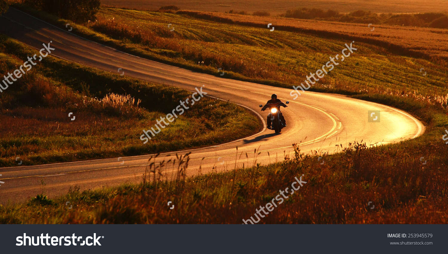 10 Motorcycle ride photo